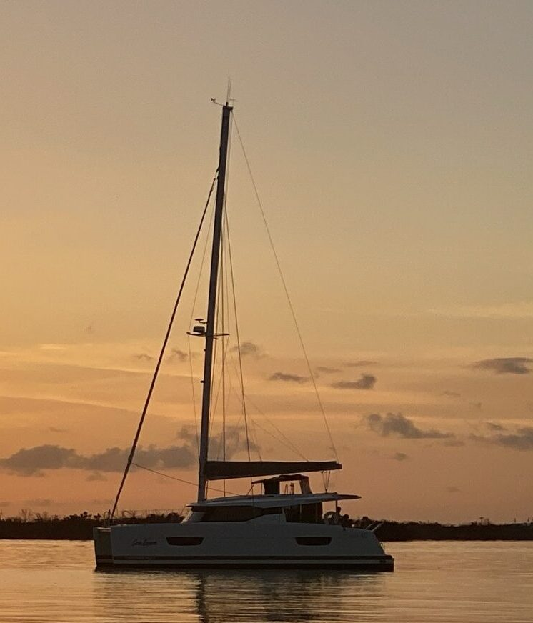 Fountaine Pajot Lucia 40 Key West Sunset