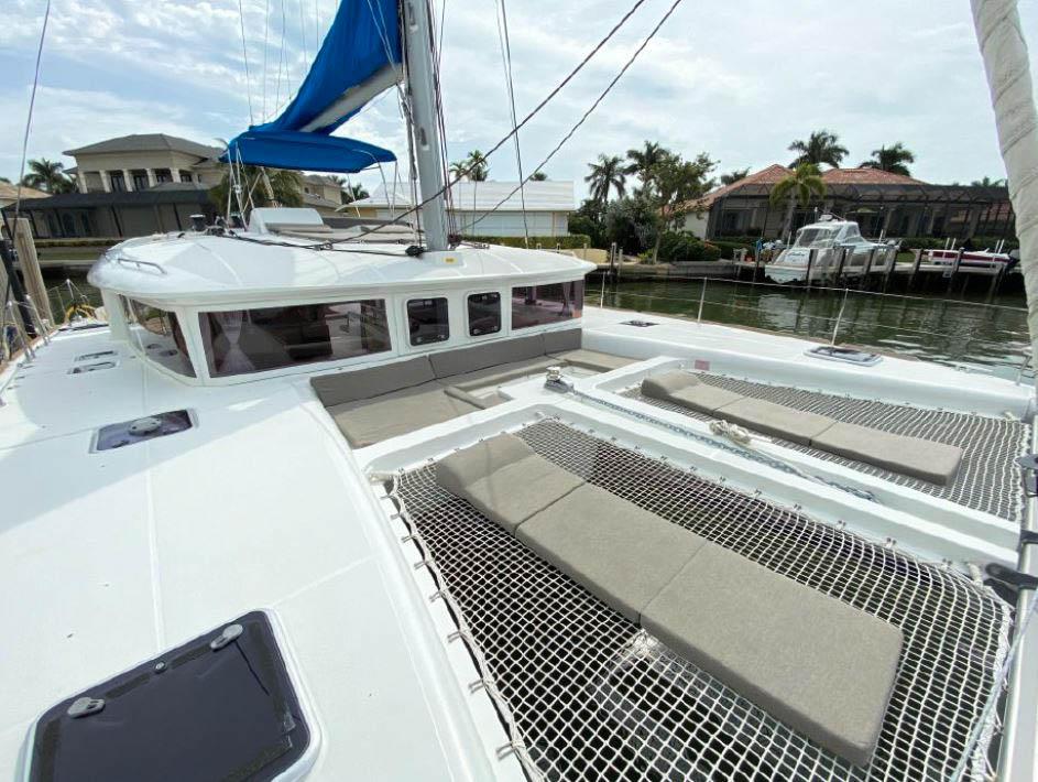 Lagoon 450 Charter Forward
