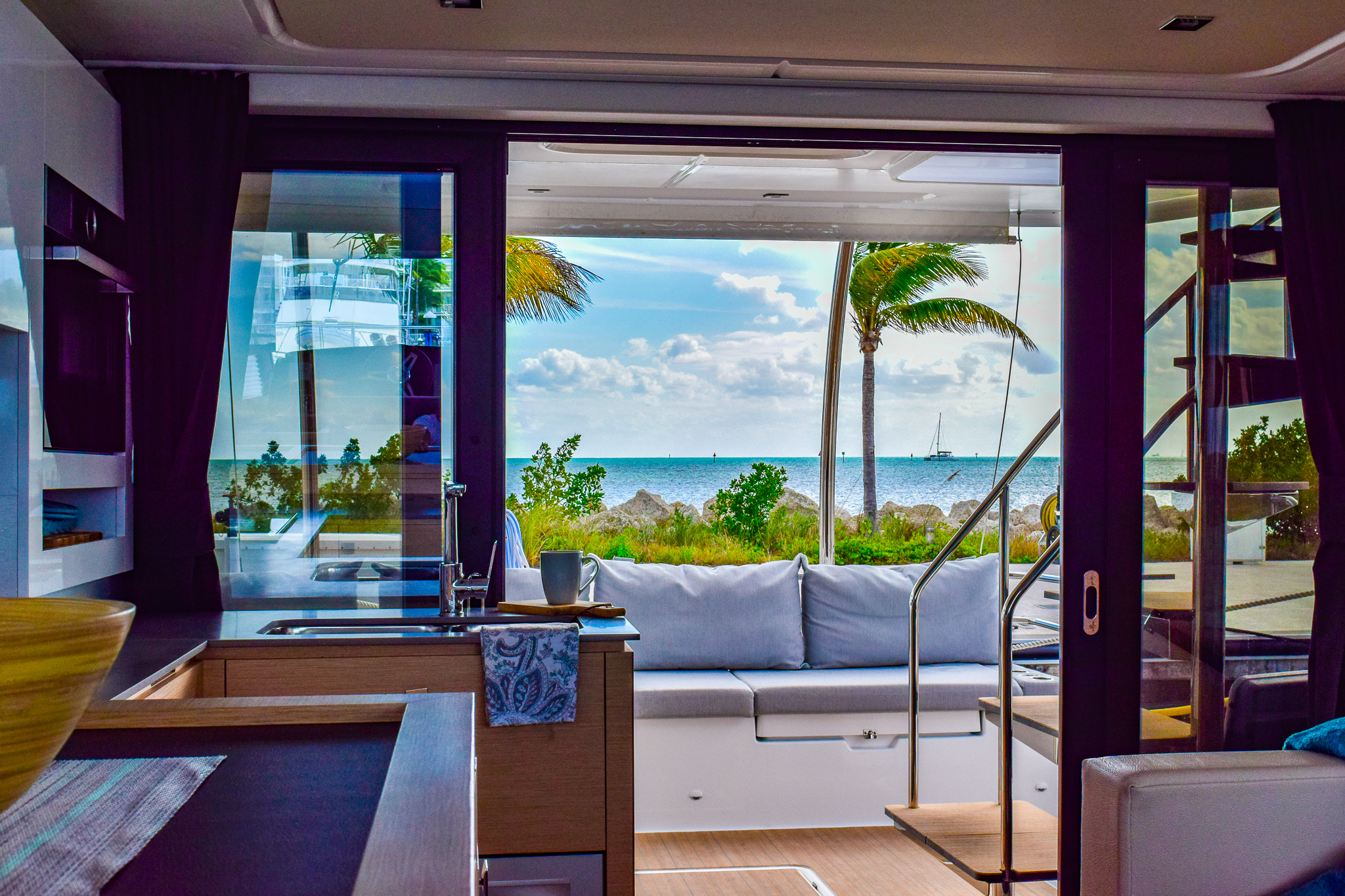 Fountaine Pajot MY 40 Charter