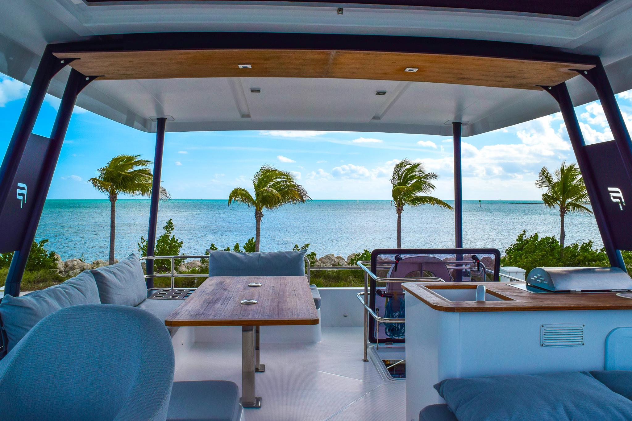 Fountaine Pajot MY 40 Key West Charter