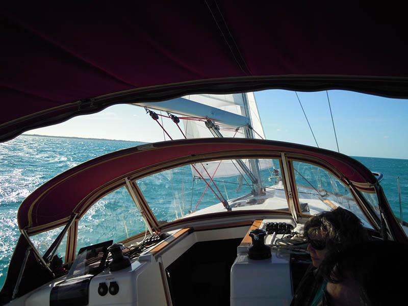 Sun Odyssey 449 Charter Sailing