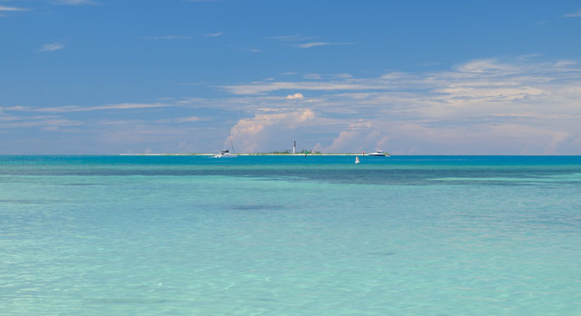 The Dry Tortugas